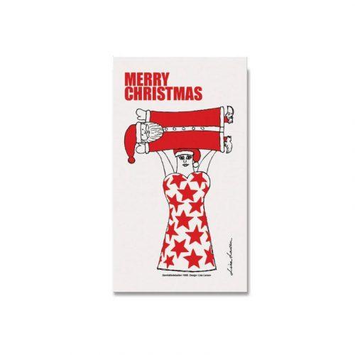 Disktrasa med motiv designat av Lisa Larson. Disktrasan är tillverkad av Wettexduk och går att tvätta både i diskmaskin och tvättmaskin. Mått 26×15 cm.