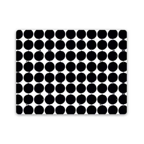 Bordstablett med Stig Lindbergs mönster Tallyho. Tillverkad i praktisk miljövänlig PET-plast som är lätt att torka av. Mått 40×30 cm.